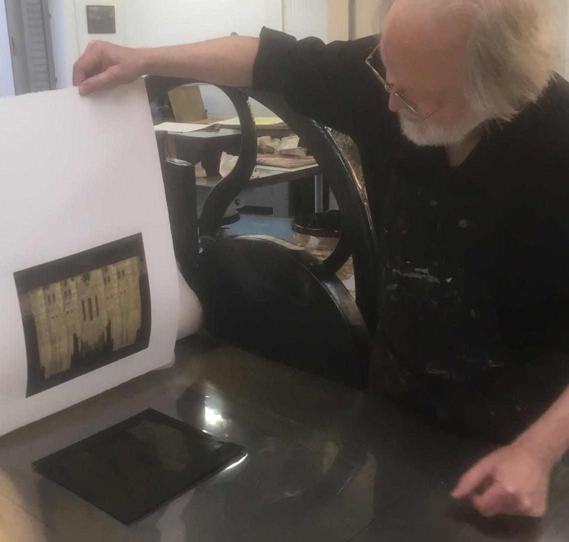 Henry at printing press0304