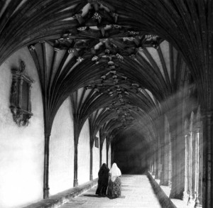Canterbury Cathedral Cloisters Henry Hagger